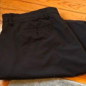FJ Black Shorts Size 38